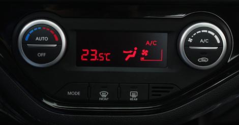 Cách xử lý mờ chân kính ôtô khi trời lạnh hay mưa