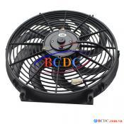 Quạt dàn nóng 14inch/12V/120W/KCD