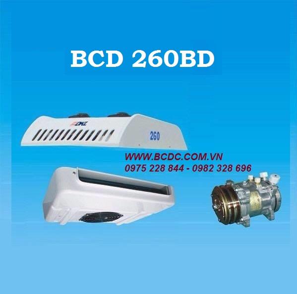 BCD-260BD