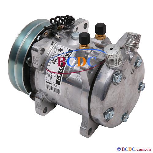 Máy nén khí SE507 12V/2A