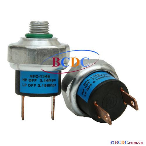 Van an toàn áp suất HFC 134a