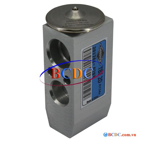 Van tiết lưu máy xúc Liugong