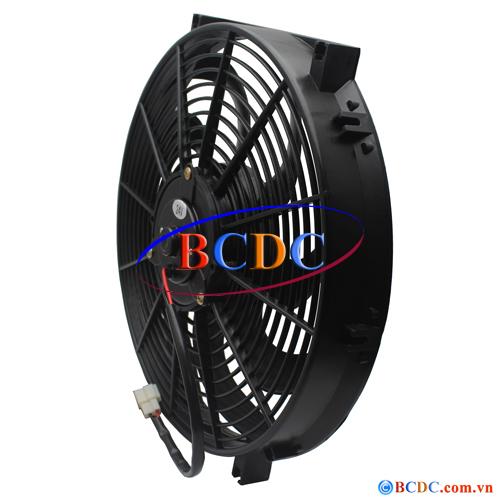 Quạt dàn nóng 14inch/24V/120W/KCD