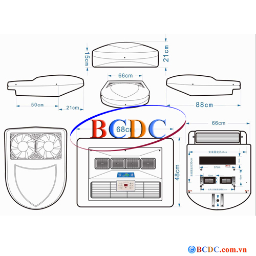BCD.EC.01/12V
