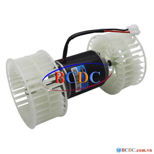 Quạt dàn lạnh máy xúc Hitachi/12V